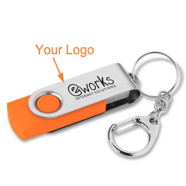 Swivel USB Flash Drive