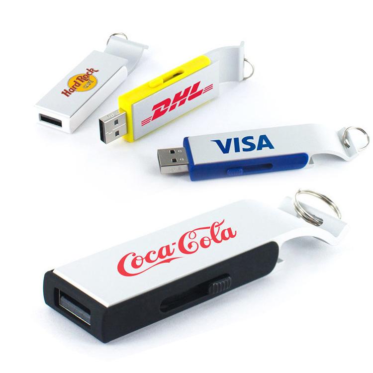 Bottle Opener USB Stick