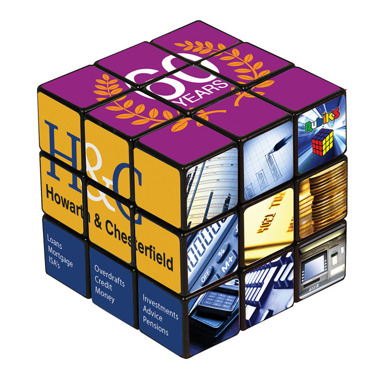 Sticker Magic Cube