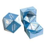 Diamond Advertising Cube
