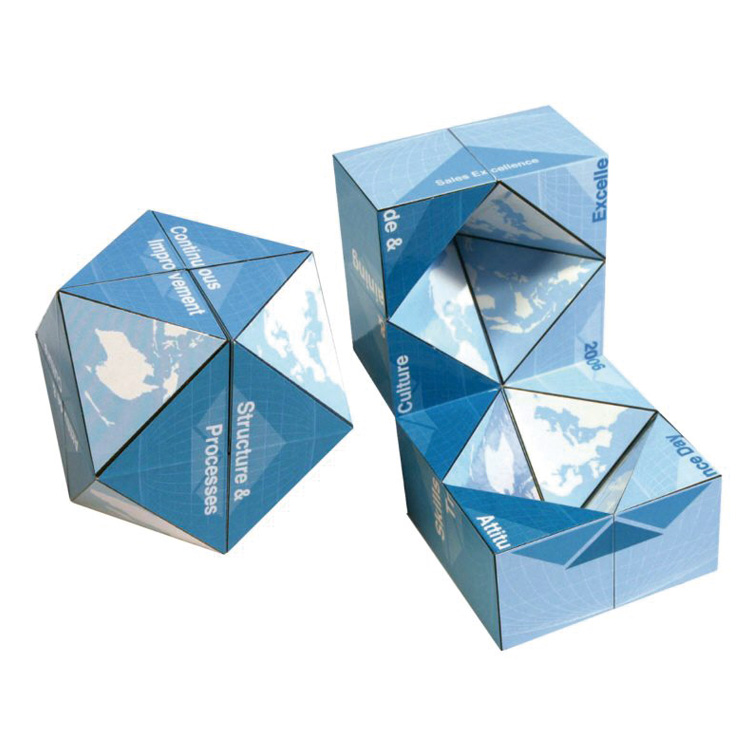 Diamond Advertising Cube