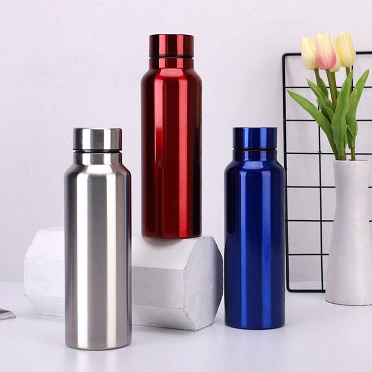 Metal Outdoors Water Bottle