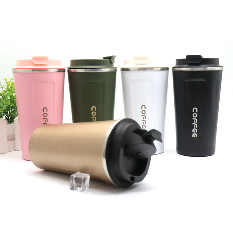 Car Stainless Steel Insulated Mugs