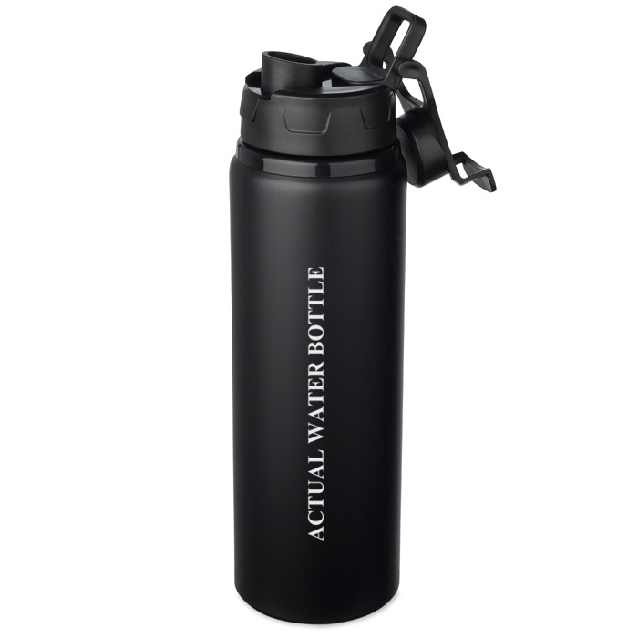 Metal Sport Water Bottle