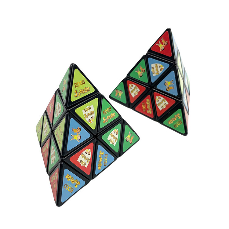 Pyramid Rubik Magic Cube