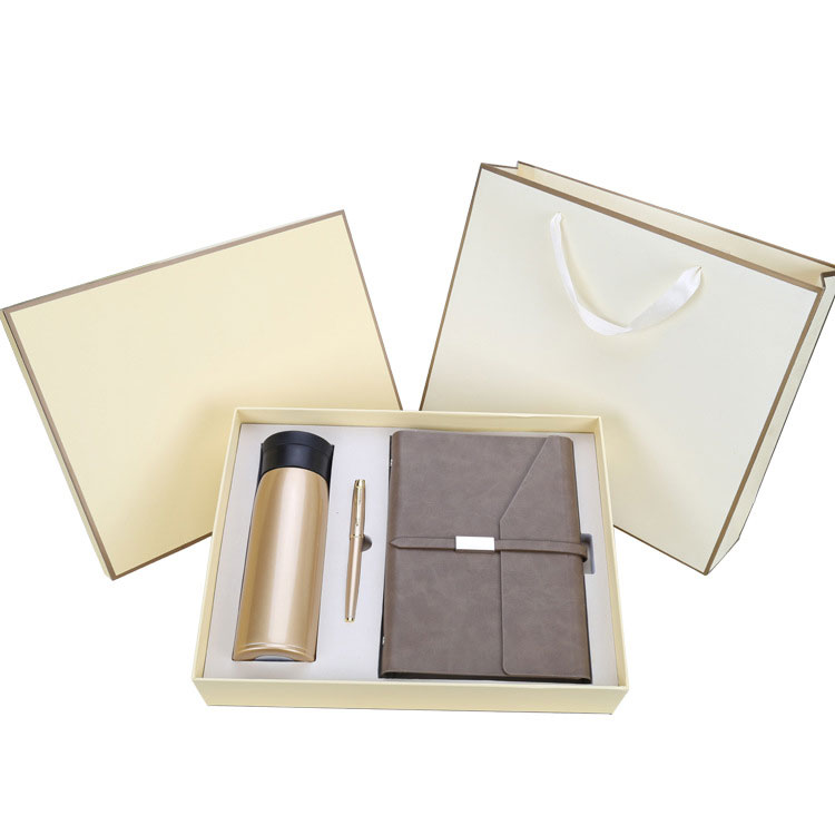 Notebooks Cup Business Gift Set