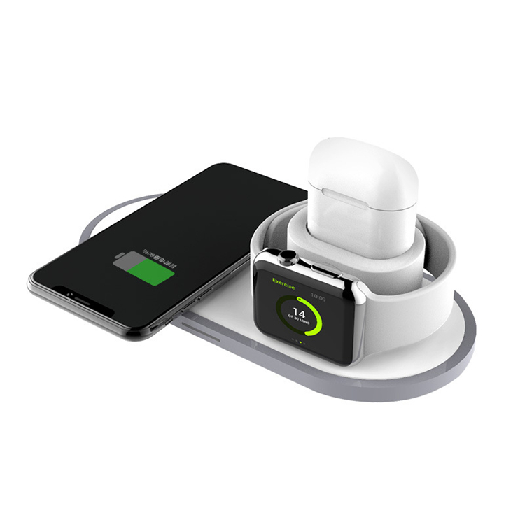 3 In 1 Phone Wireless Charger