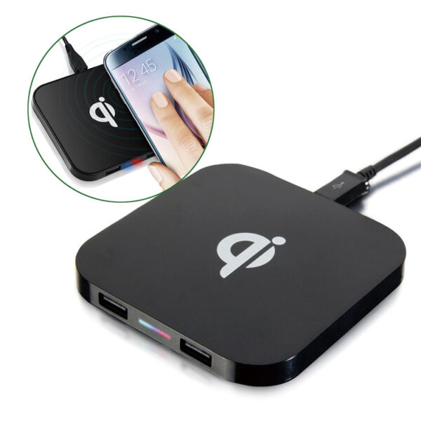 Mobile Wireless Qi Charging