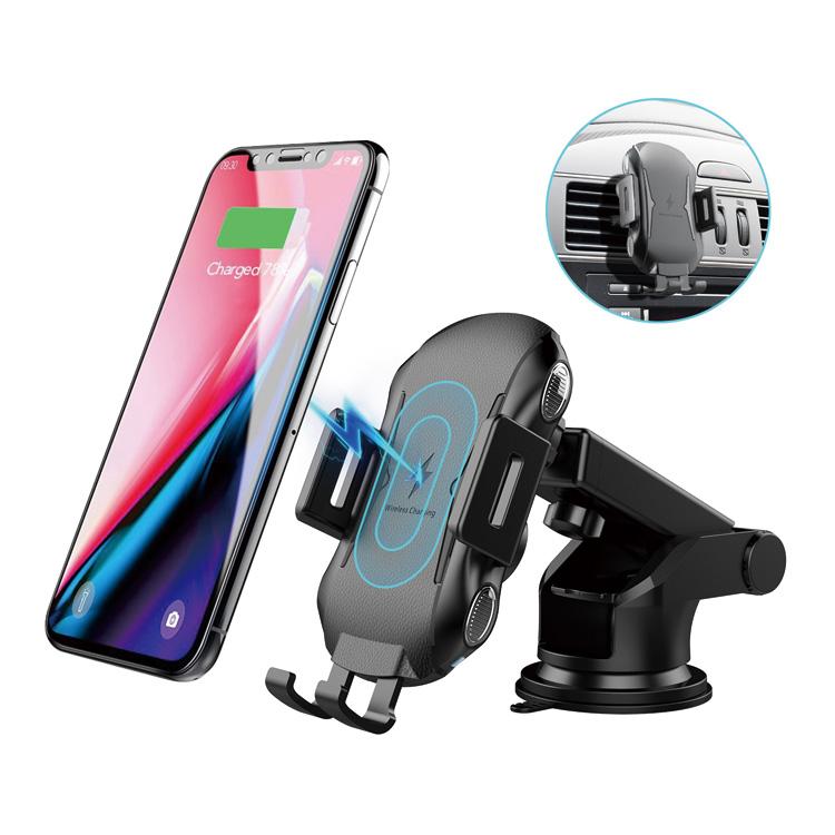 Wireless Car Charging Mobile Holder