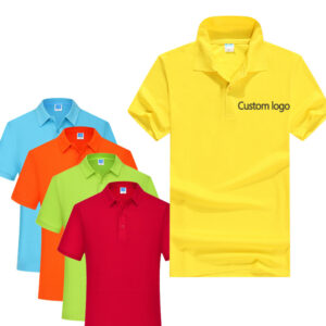 Custom Printing Team Polo Shirts
