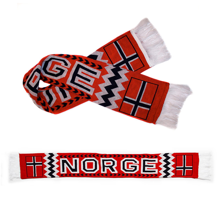 World Cup Fans Cheer Scarf