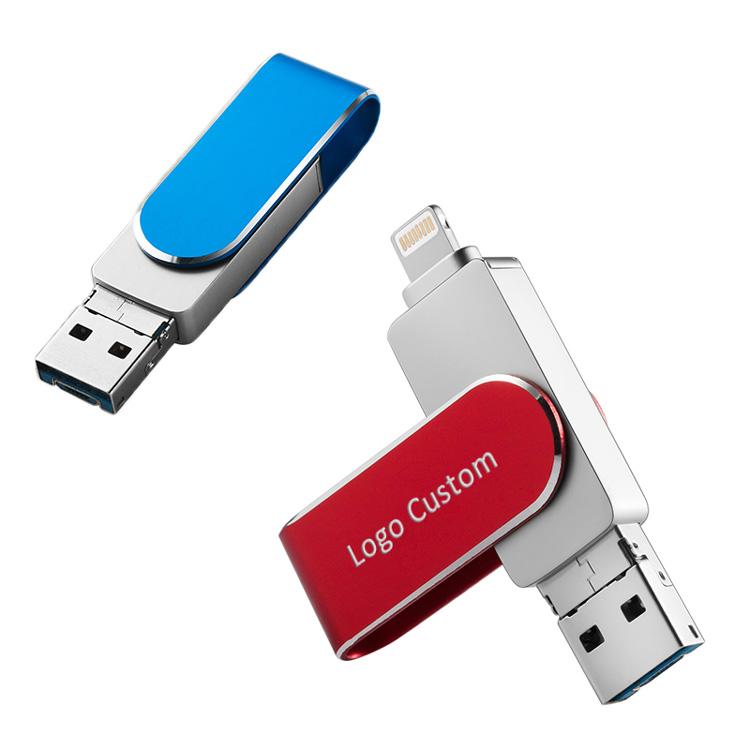 OTG Phone Flash Drive For iPhone