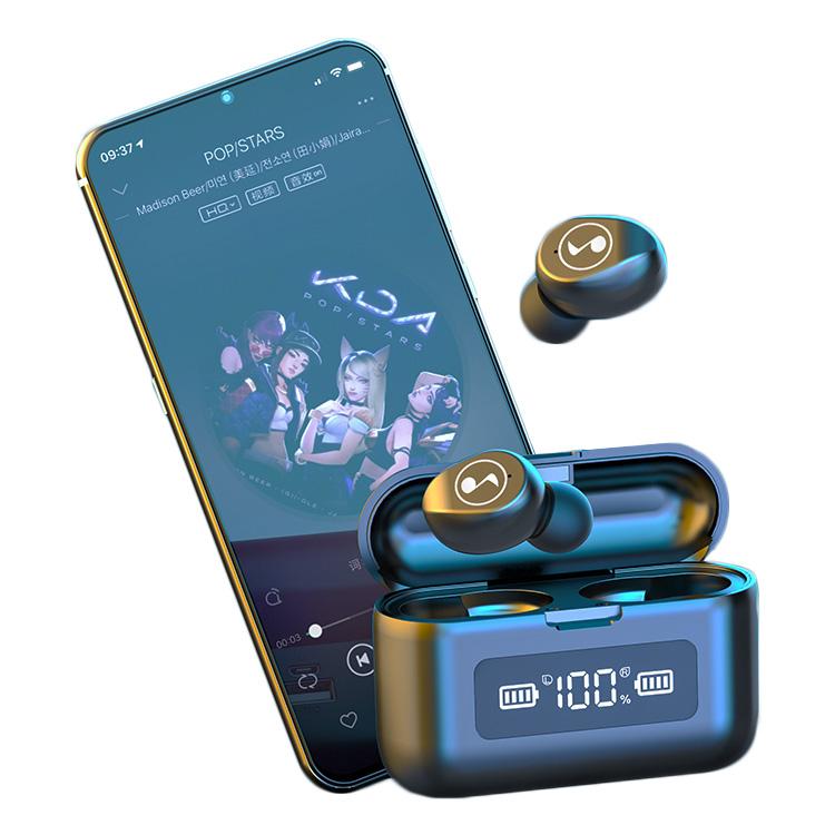 F9 TWS Wireless Headphones