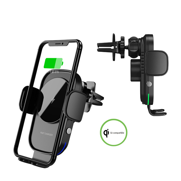 New Car Wireless Phone Charger Holder