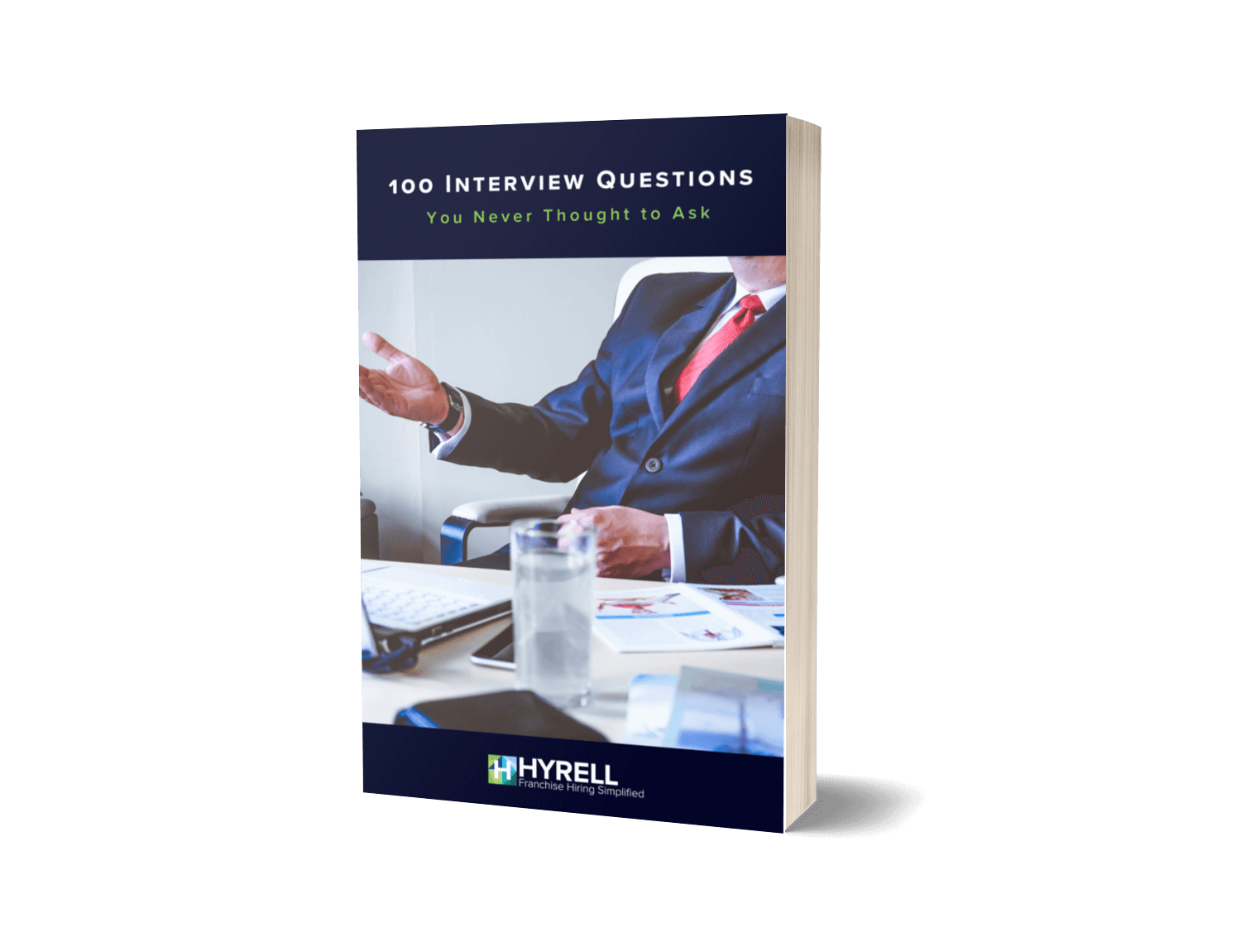 100 interview questions book cover