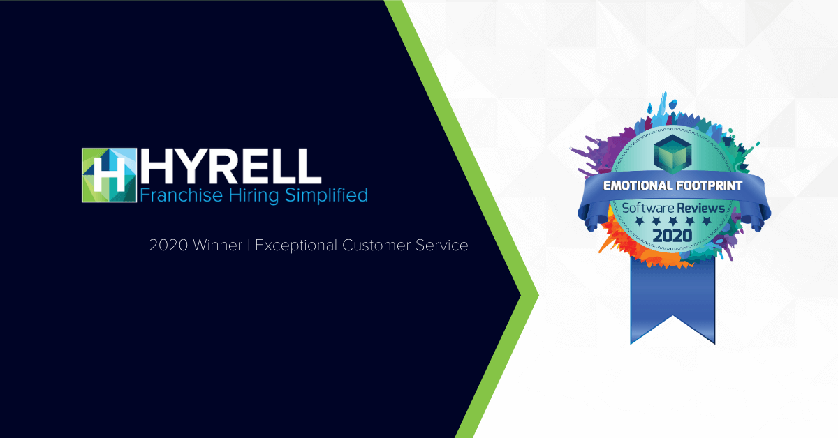 Hyrell Receives Second Top Award from Software Reviews