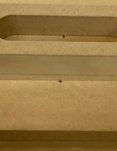 vacuum form mold done at Plastifab Inc, Phoenix AZ