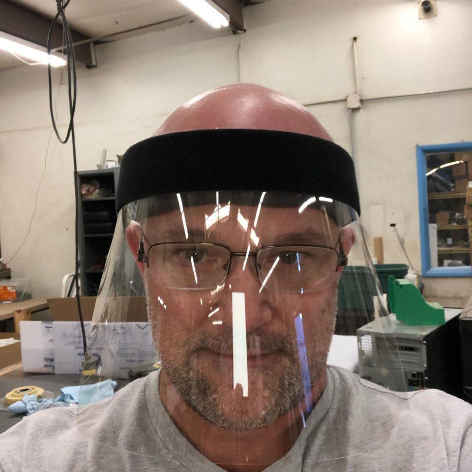 plastifab face shield