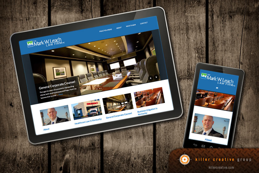 nc law firm logos and websites