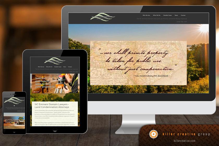 law firm logo design and websites