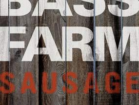 Bass Farm Sausage