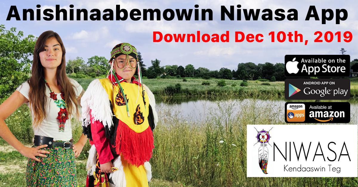 Anishnaabemowin Niwasa App