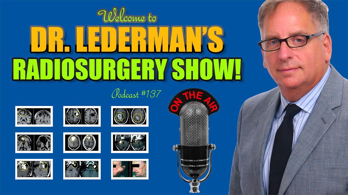 Radiosurgery New York with Dr Lederman