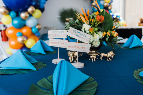 E'MAGINE Events & Co- North Carolina event designer- Raleigh baby shower