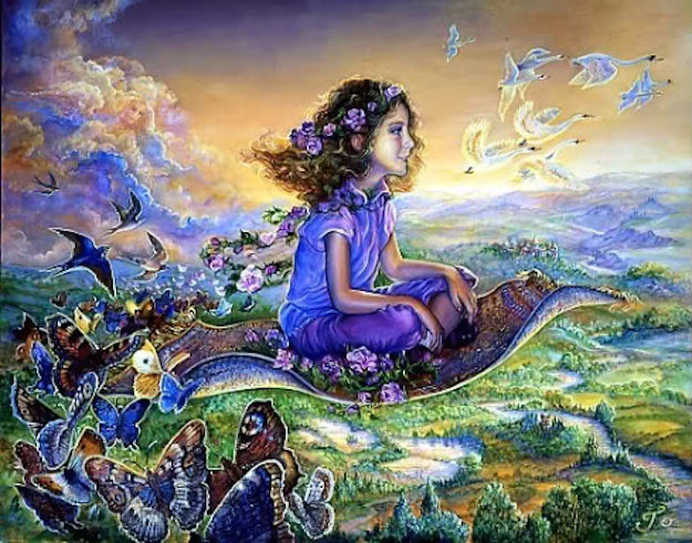 Emerging with the Magical Inner Child