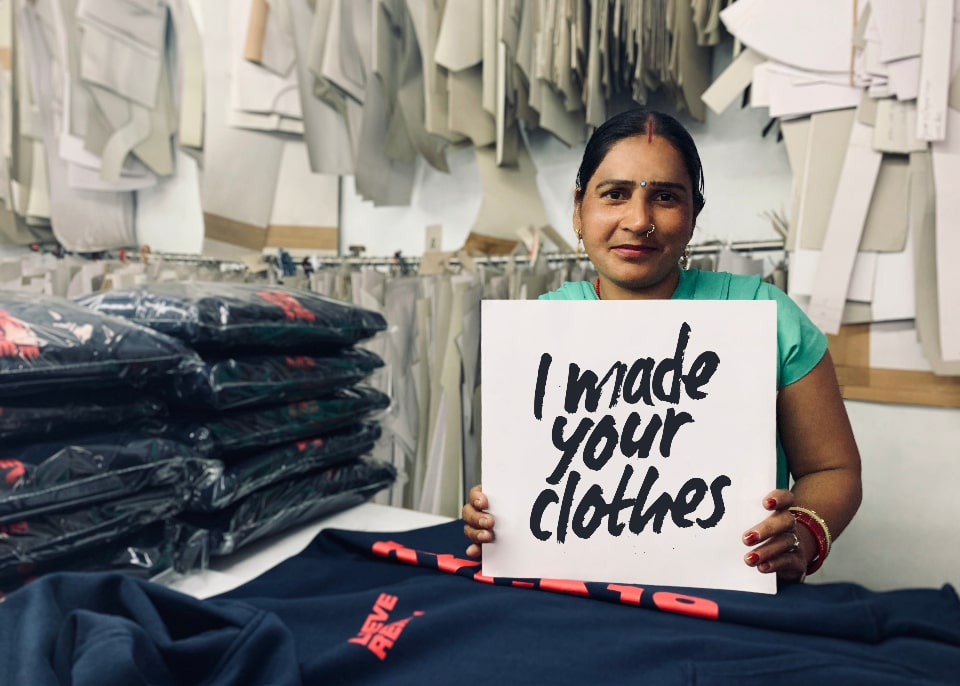 Ethical clothing manufacturer