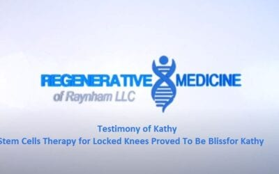 Stem Cells Therapy for Locked Knees Proved To Be Blissfor Kathy