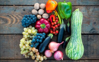 Modern Agriculture and Human Gut Health