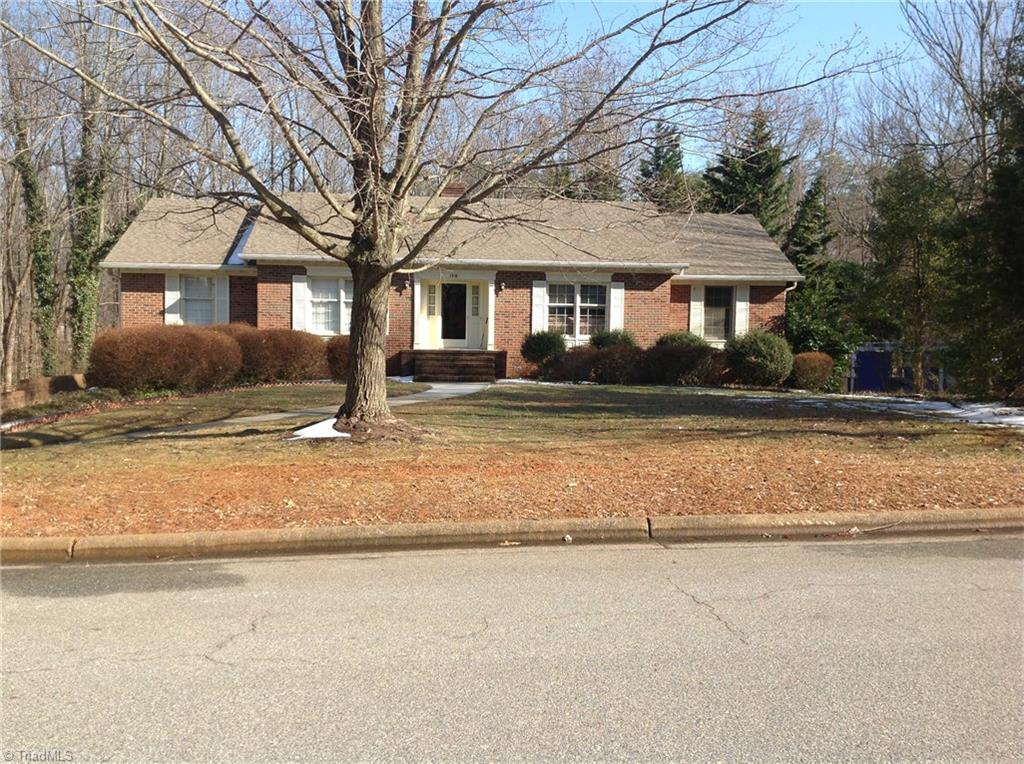 1718 Bearhollow Rd, Greensboro NC 27410