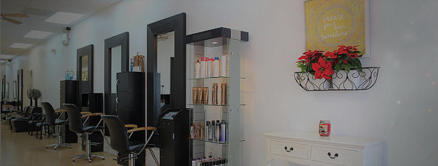 hair salon services in Coral Springs Florida