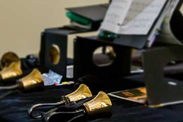 St. Timothy handbell choir