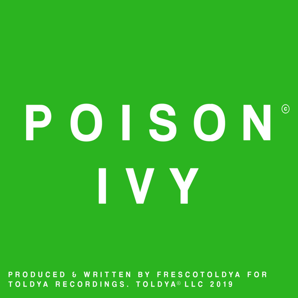 TOLDYA-POISONIVY-SINGLE