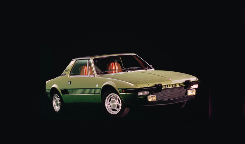 Fiat's X1/9: The 1300 and 1500 Street Cars