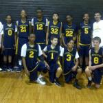 8th Team - Coach Peebles