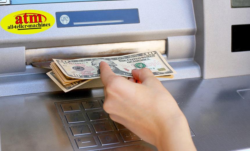 ATM Cash withdrawl