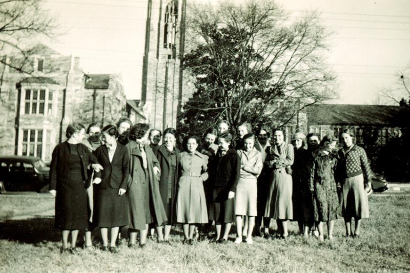 Scarritt College Class of 1940