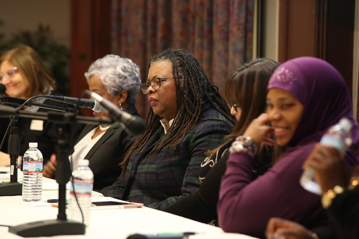 Black Women Panel Discussion