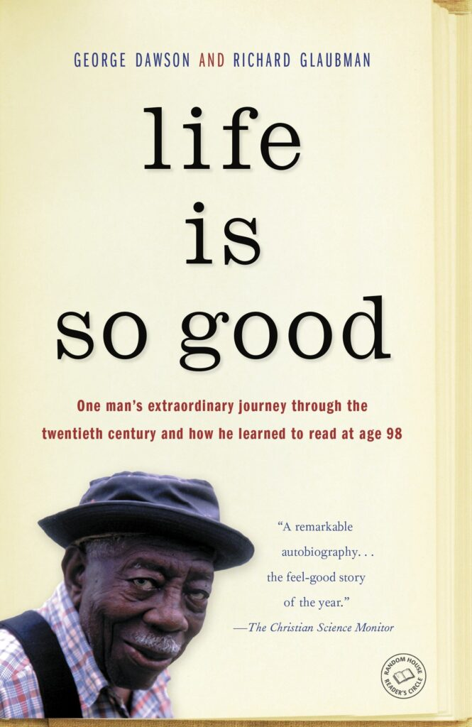 Cover of the book: Life is So Good
