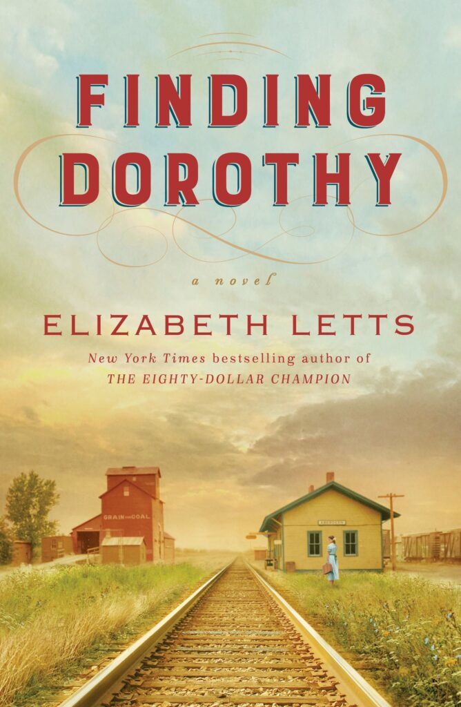 Cover Art for Finding Dorothy by Elizabeth Letts