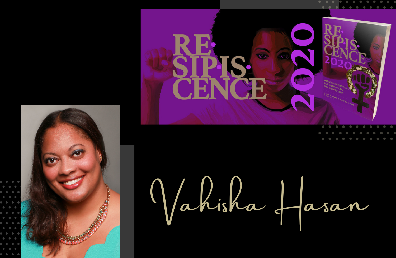Resipiscence by Rev. Vahisha Hasan