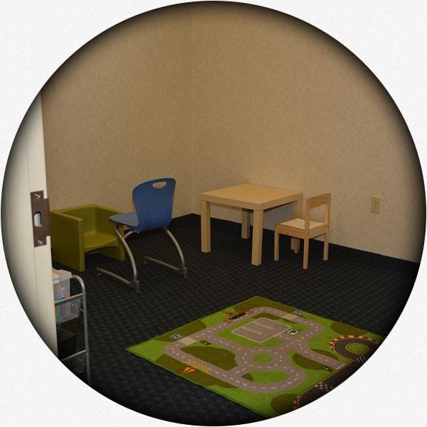 Multi-Use Treatment Room