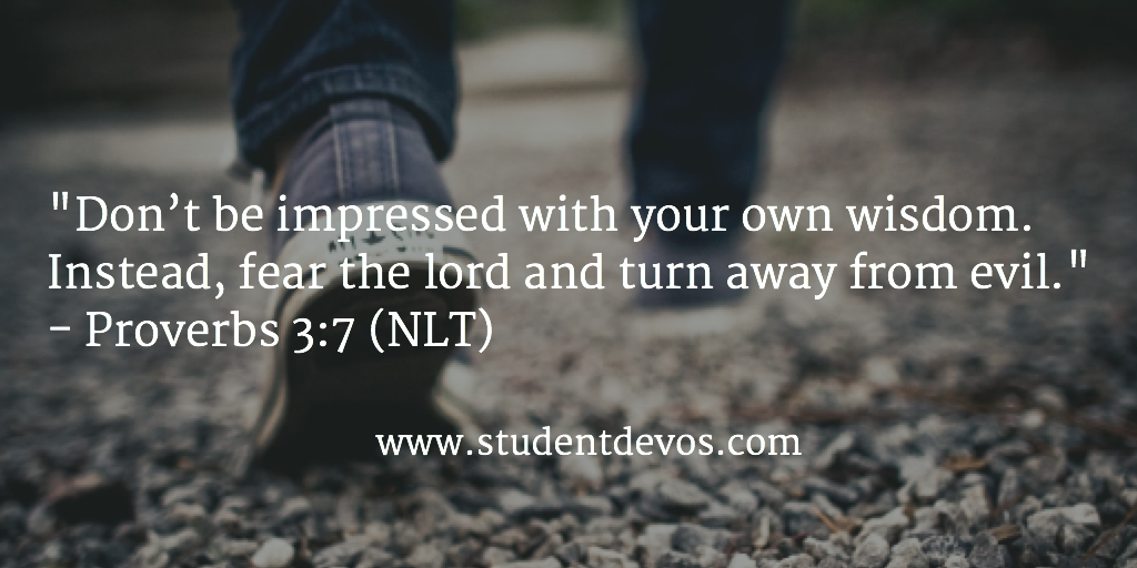 Daily Bible Verse and Devotion on Seeking God