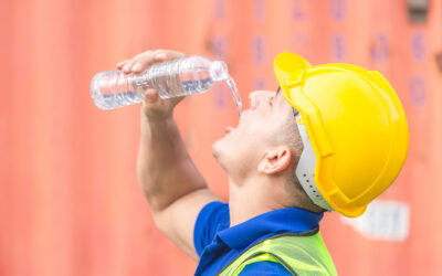 Dehydration Warning During Hot Months and Increased Use of PPE