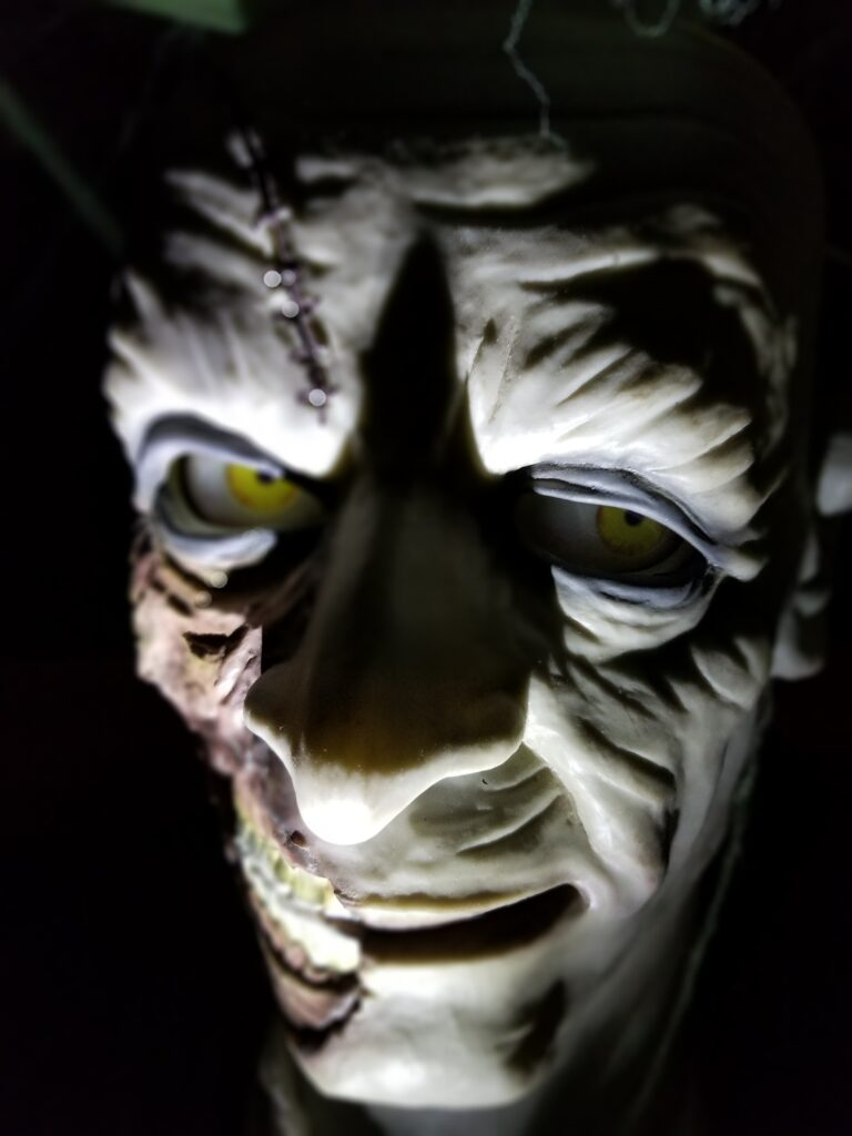 Scary Haunted House Prop