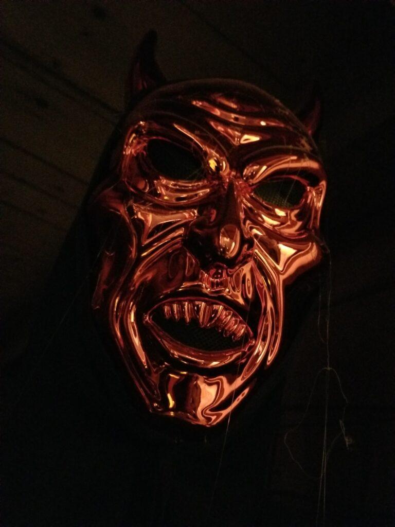 Bango Haunted Crib Seance Room prop