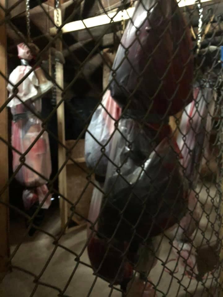 Bango Haunted Crib Chainsaw Room